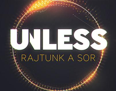 UNLESS - lyrics video