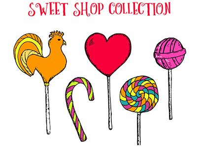 Sweet Shop Collection