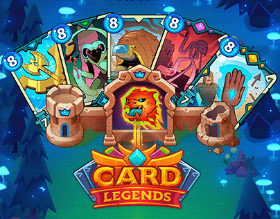 Card legends