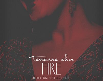 Tessanne Chin - Fire (Single)