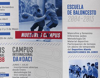 Folleto Campus Internacional