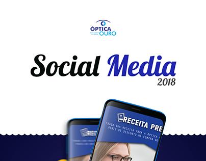 SOCIL MEDIA - OPTICAOURO