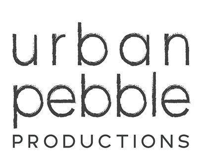 Urban Pebble Productions Logo