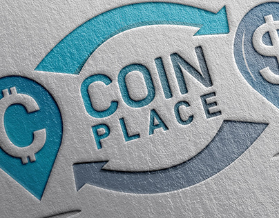 CoinPlace Logo Design