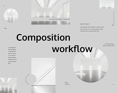 Composition workflow