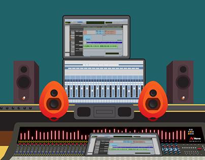 LBS Recording Studios