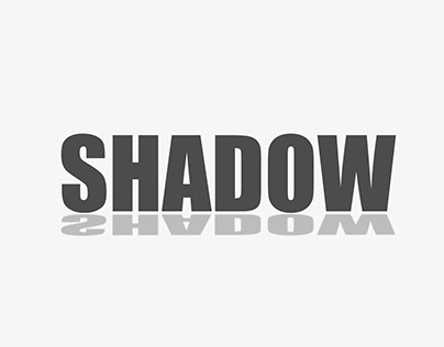 shadow impect