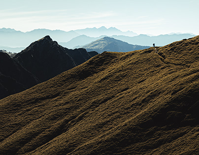 Mt. Qilai - 黑色奇萊