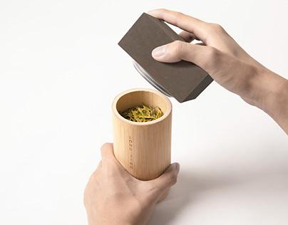 Taozhu-Tea Pot 陶竹-茶罐