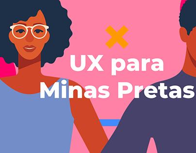 UX para Minas Pretas
