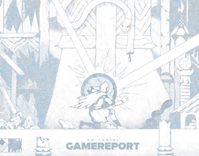 GAMEREPORT - Entre dioses y bestias