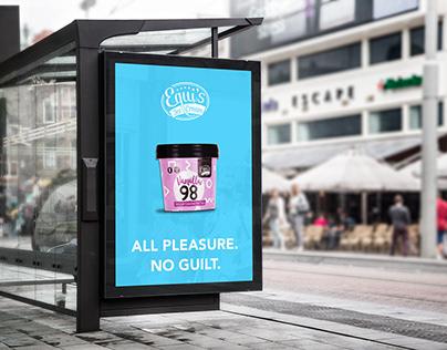 Equi's Ice Cream - Sub brand