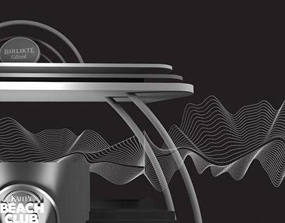 Efes Pilsen / DJ Cabinet Design & Production Work