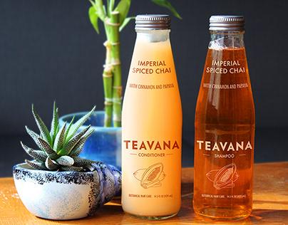 Teavana Hair Care