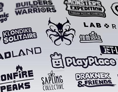 Recent GameDev Logos