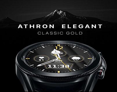 Athron Elegant Classic Gold