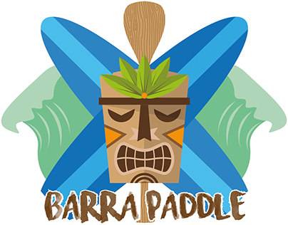 Logomarca Barra Paddle