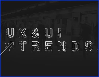 UX & UI Trends
