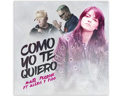 Single Cover - Maite Perroni