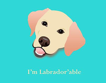 Labrador'able