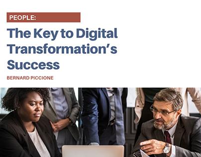 Bernard Piccione | People & Digital Transformation