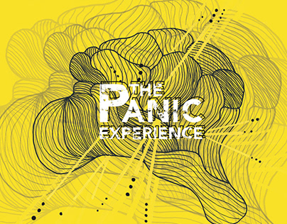 The Panic Experience// Final year degree show project.