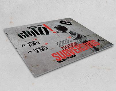 Grito! - Revista de arte urbano