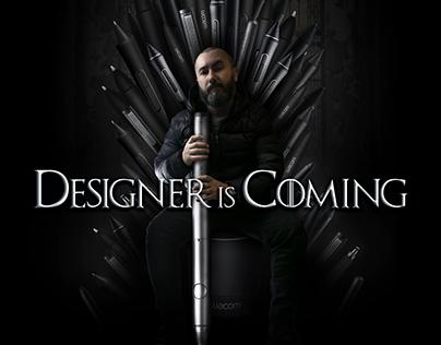 Designer is Coming