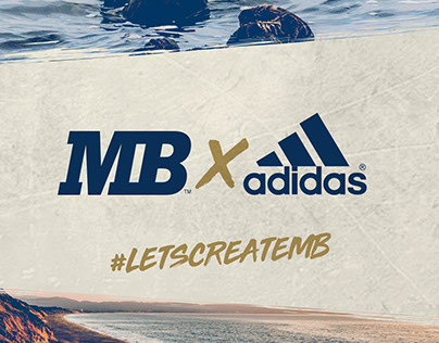 MB OTTER ATHLETICS X ADIDAS #LETSCREATEMB CAMPAIGN