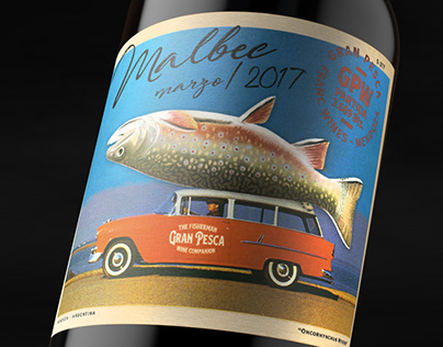 Gran Pesca (Franc Wines)