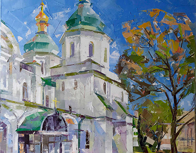 SUNNY   SOPHIA CATHEDRAL