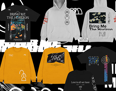 Bring Me The Horizon / merch