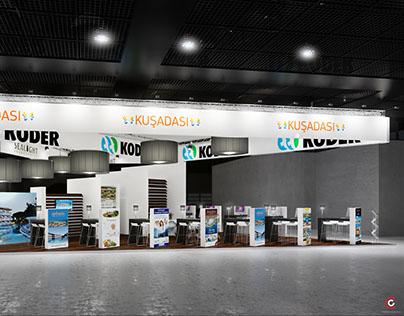 Exhibition concept animation Koder & Sealight