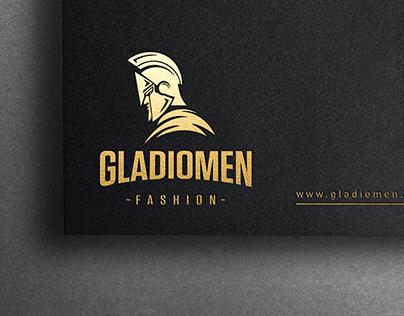 Gladiomen Fashion Logo