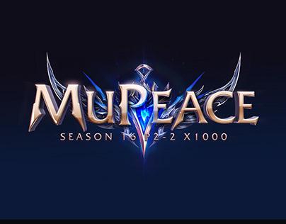 MuPeace Logo Design