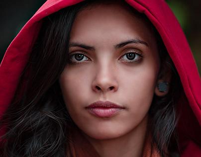 Red Hood Girl