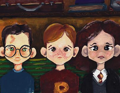 FanArt - Harry Potter