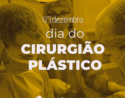 Homenagem ao dia do cirurgião plástico