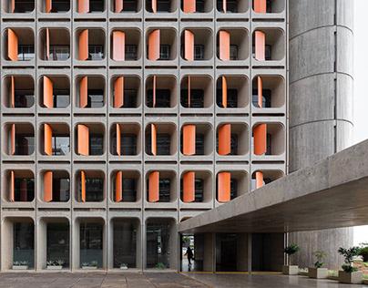 João Filgueiras Lima. Architecture in Brasília