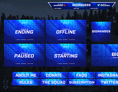 Twitch Packages