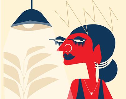 Illustration Series : Transpose