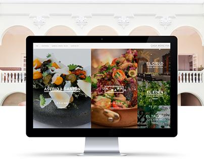 Casa Moreyra - Acurio Restaurantes
