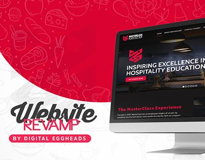 MasterClass Pakistan   Website Revamp