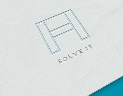 Solve It Logo Design