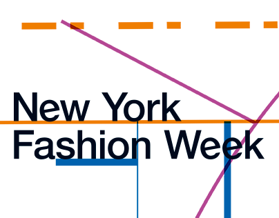 New York Fashion Week - branding