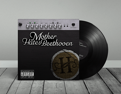 Mother Hates Beethoven - Cover Art