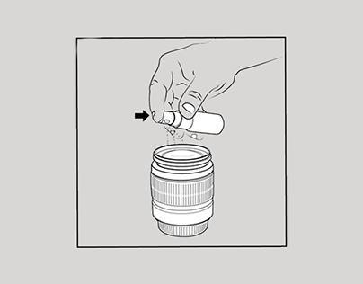 Instruction Illustrations