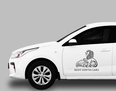 Branding for RENT SOUTH CARS