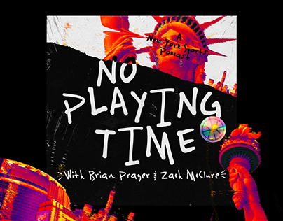 """""""NO PLAYING TIME"""" A New York Sports Podcast"""