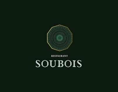 Soubois Restaurant - Visual Identity
